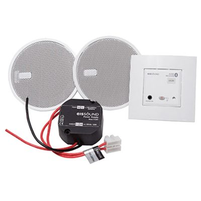 Kit receptor In-Wall Bluetooth