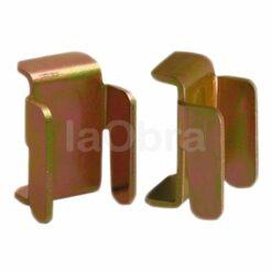 Kit 4 piezas unión en batería armario global