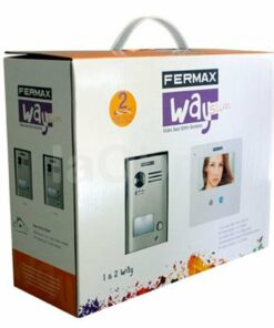 "Kit Videoportero Way Slim 4.3"" Fermax 1421"