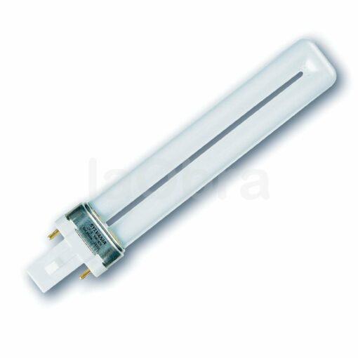Lámpara fluorcompacta Lynx-S 2 pin Sylvania