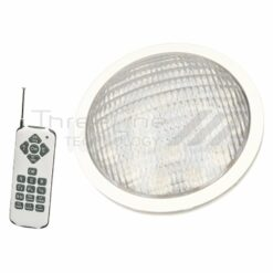 Lámpara led piscina PAR56 Threeline RGB con mando
