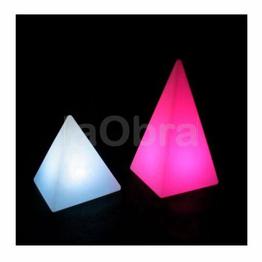 Lámpara mesa led Pyra