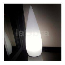 Lámpara de suelo led Lura