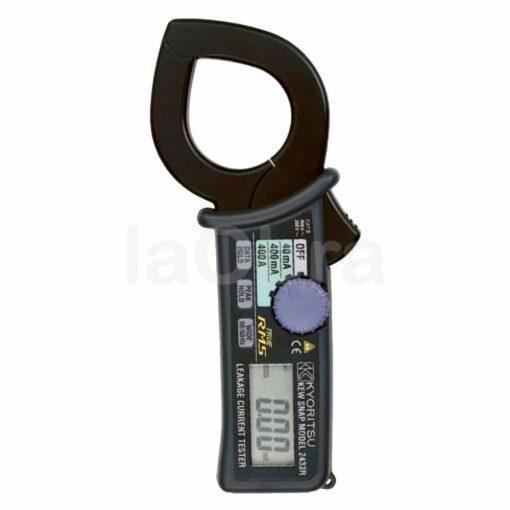 Localizador fugas digital 40mA 400A Kyoritsu 2433R