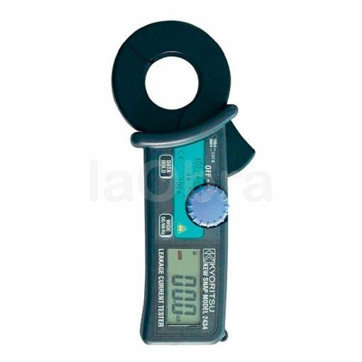 Localizador fugas digital 400mA 100A Kyoritsu 2434