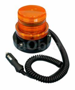 Luz aviso estroboscópica naranja