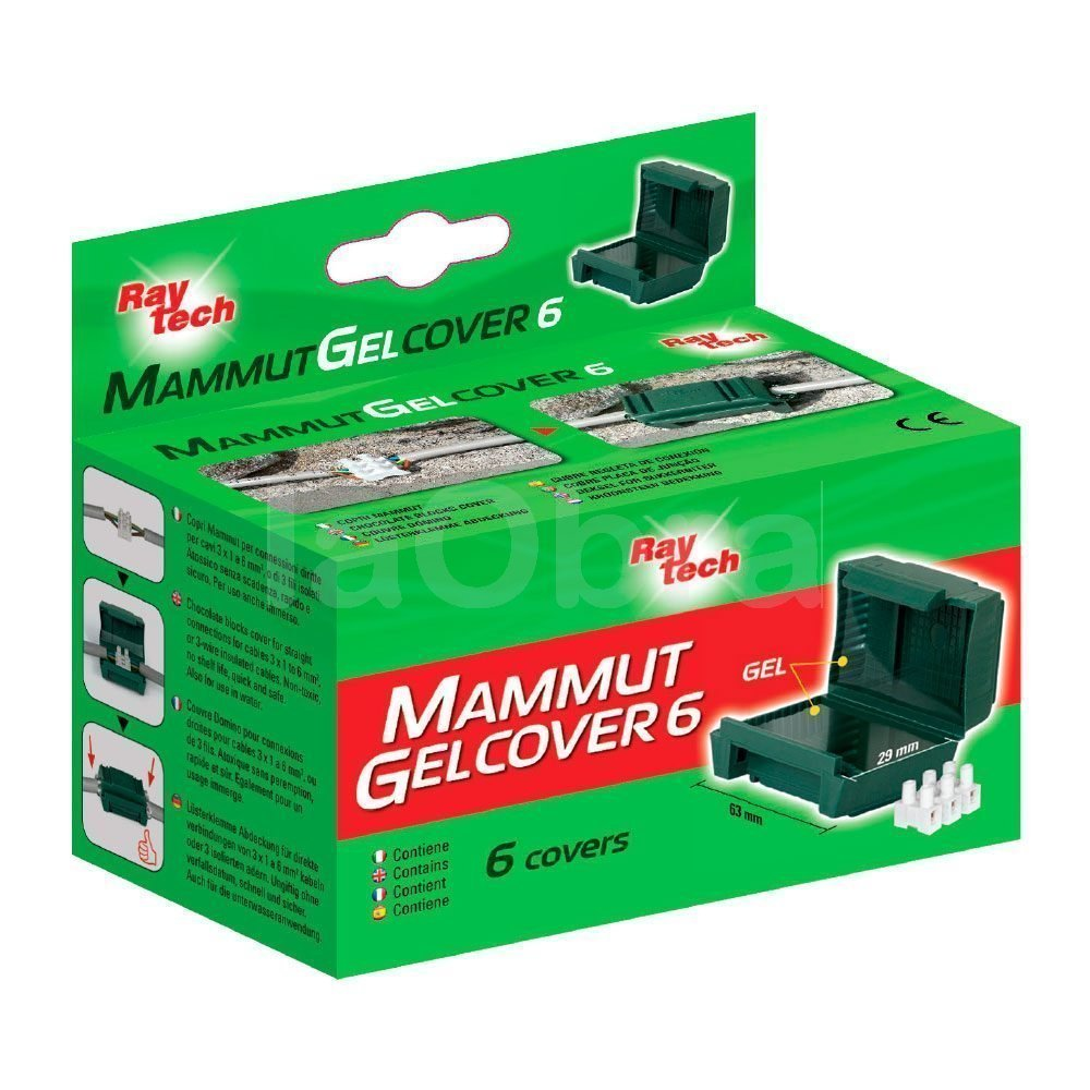 Mammut gel cover 6