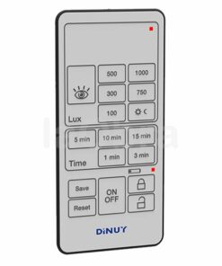 Mando distancia detector movimiento Dinuy EM MAN DM0