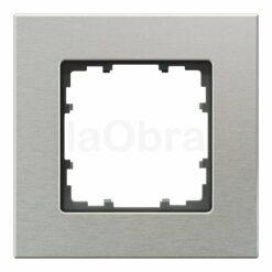 Marco aluminio Siemens Delta Miro