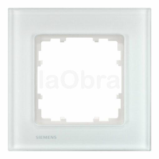 Marco cristal blanco Siemens Delta Miro