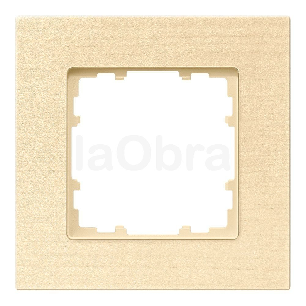 Marco madera arce Siemens Delta Miro