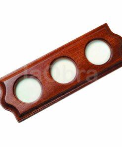 Marco madera sapelly Fontini Venezia 3 elmentos