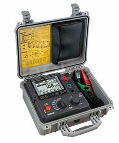 Medidor aislamiento digital 12kV Kyoritsu 3128