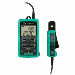 Medidor calibrador mediante mordaza Kyoritsu 2500