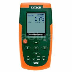 Medidor calibrador termopares Extech PRC20