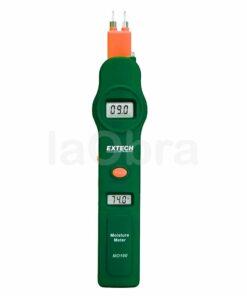 Medidor humedad higrómetro Extech MO100