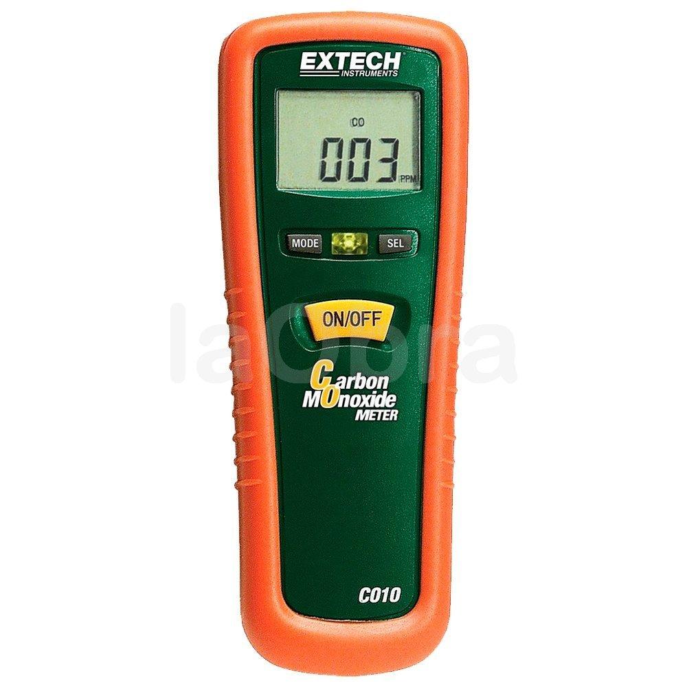 Medidor monóxido carbono Extech CO10