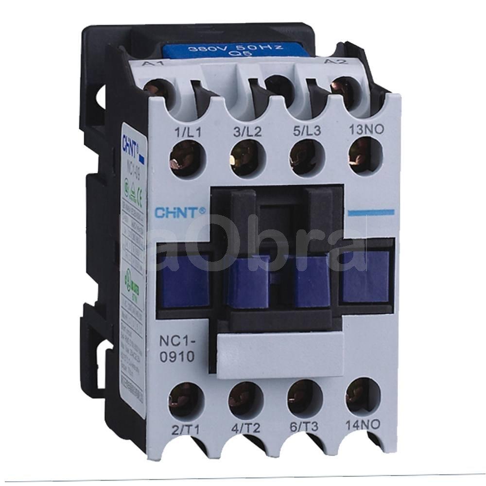 Mini contactor trifásico Chint