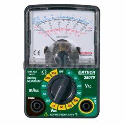 Multímetro analógico Extech 38070