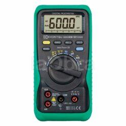 Multímetro digital compacto Kyoritsu 1011