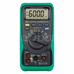 Multímetro digital compacto trms Kyoritsu 1012