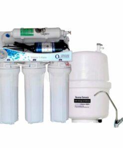 Osmosis inversa 5 etapas