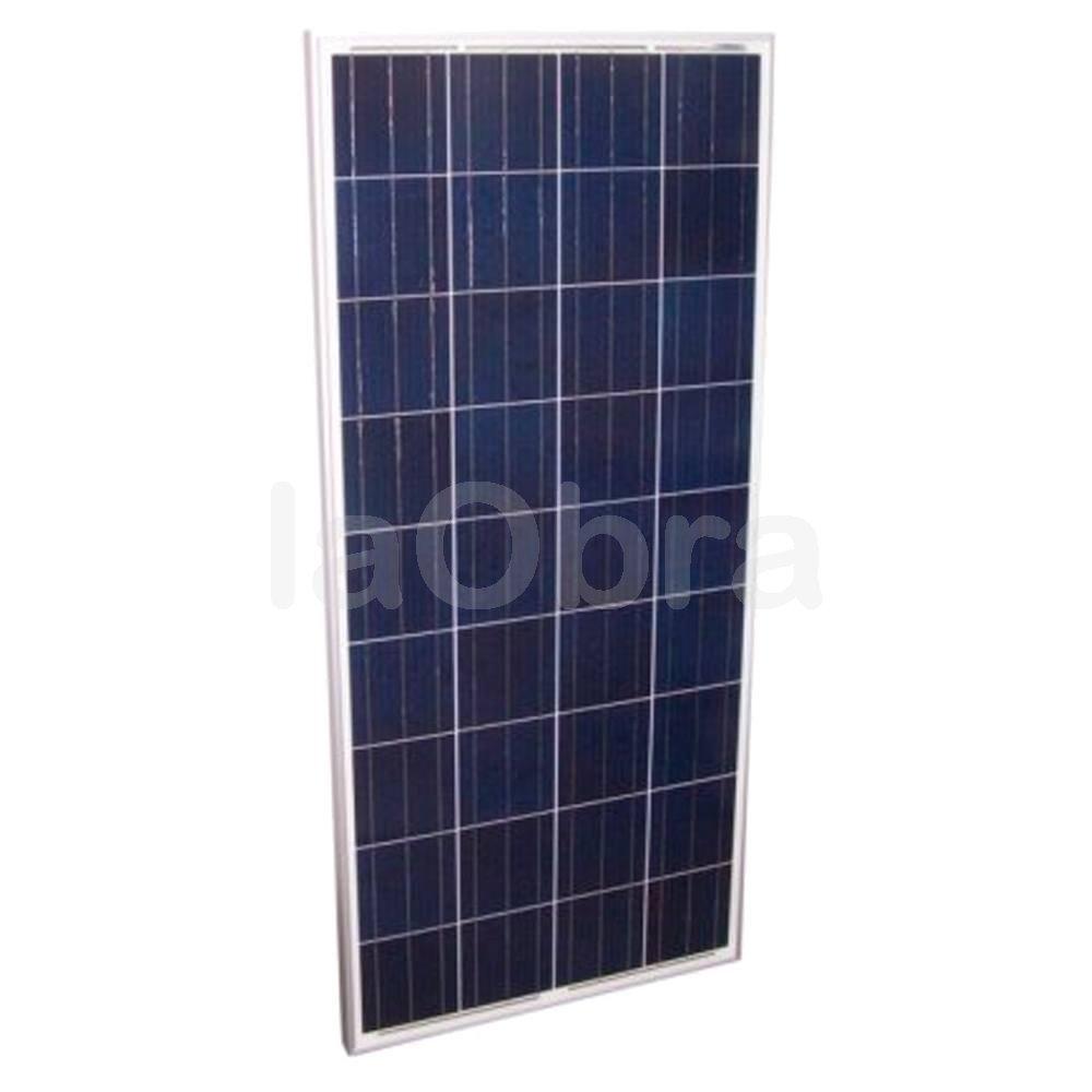 Panel solar fotovoltaico policristalino