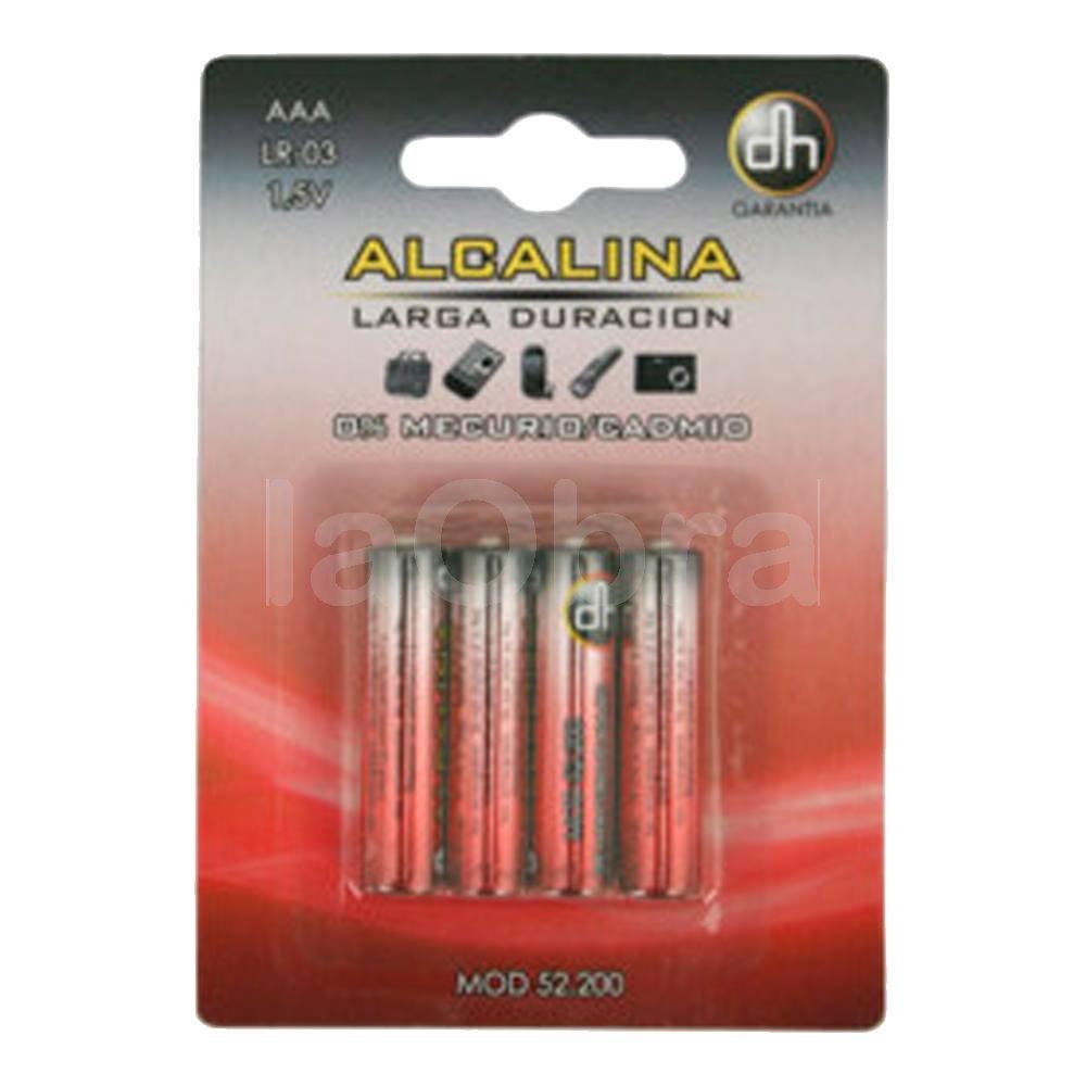 Pila alcalina LR-03 AAA