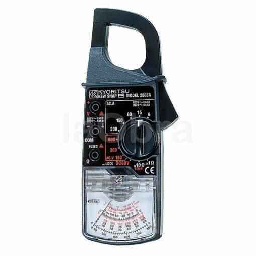 Pinza amperimétrica Kyoritsu 2608A