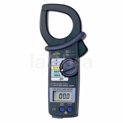 Pinza amperimétrica digital trms Kyoritsu 2002R