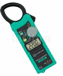 Pinza amperimétrica digital trms Kyoritsu 2200R