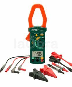 Pinza vatimétrica digital ca Extech 380976-K