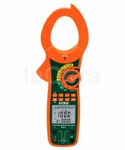 Pinza vatimétrica digital trms ca-cc Extech PQ2071