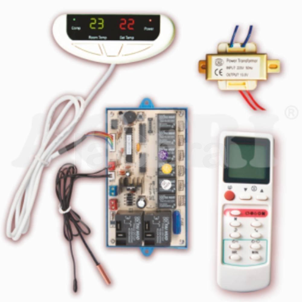 Placa electr nica universal aire acondicionado con env o for Placa electronica aire acondicionado