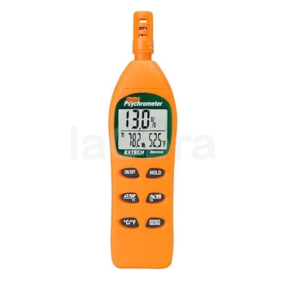 Psicómetro termo-higrómetro Extech RH300