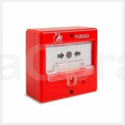 Pulsadores de incendios