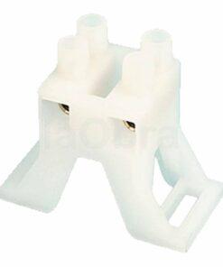 Regleta soporte conexión tubos led y fluorescente