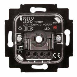 Regulador electrónico giratorio led Niessen Olas