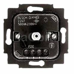 Regulador electrónico giratorio led Niessen Arco