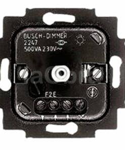 Regulador electrónico giratorio Niessen Arco