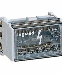 Repartidor eléctrico bipolar 100A Legrand