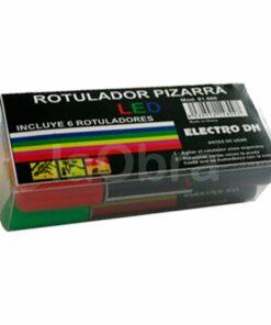 Rotuladores de colores para pizarras led