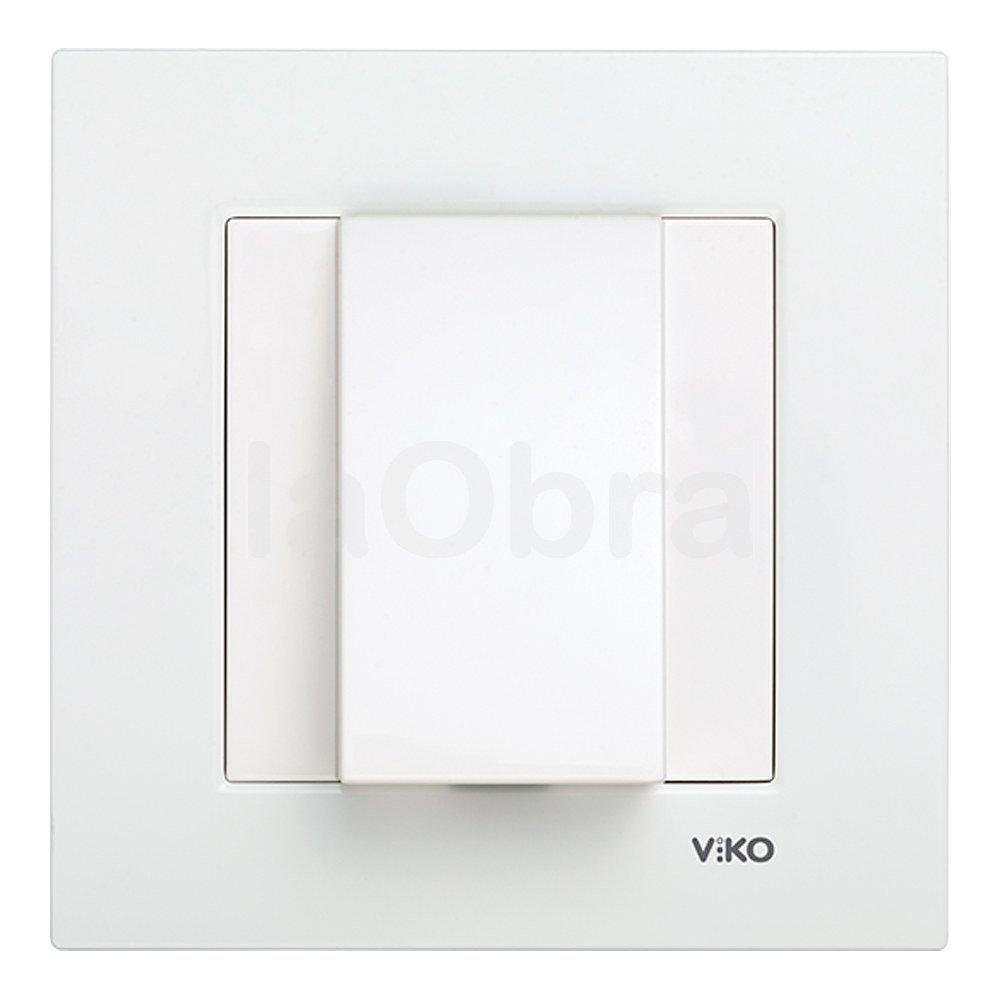 Salida de cables Viko Karre blanco