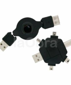 Set de adaptadores USB