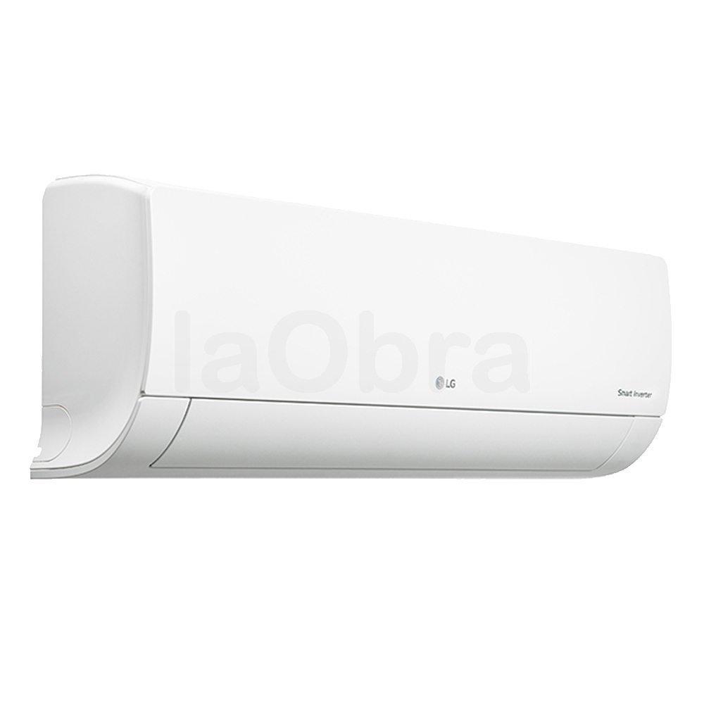 Split aire acondicionado inverter lg al mejor precio con for Mejor aire acondicionado calidad precio