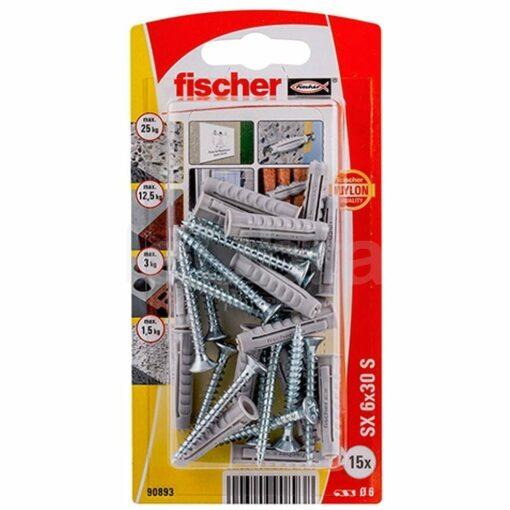 Taco tornillo SK Fischer