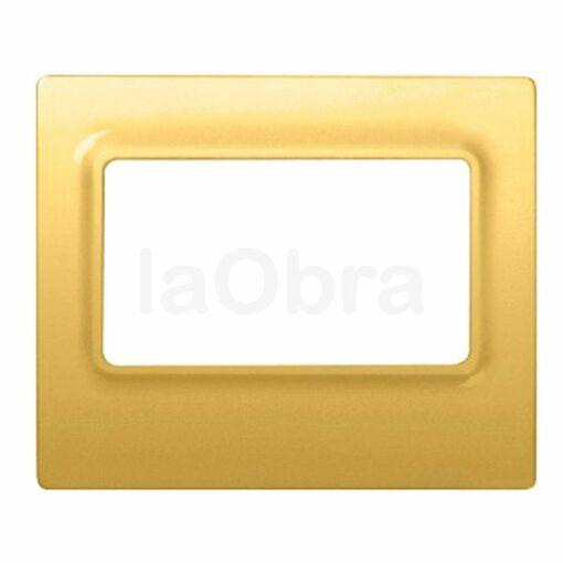 Tapa conector BJC Iris dorado odisea