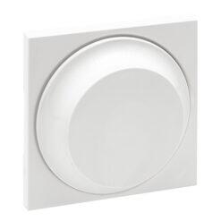 Tecla iluminación rotación blanco
