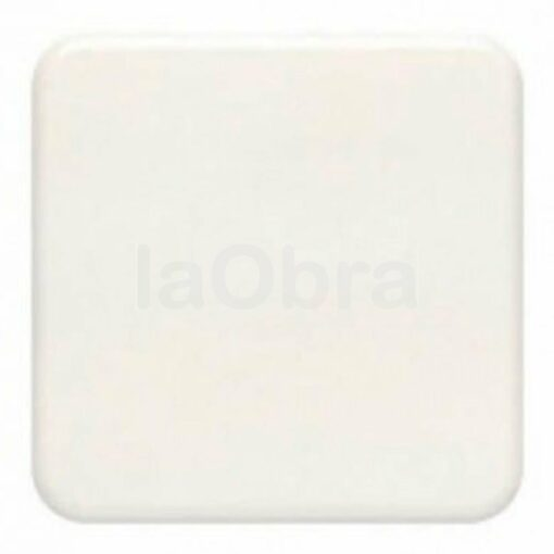 Tecla interruptor BJC Ibiza blanco 10705-B