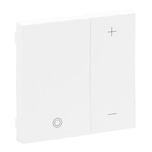 Tecla regulación iluminación blanca